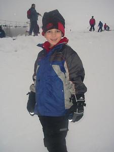 Sam the skier!!