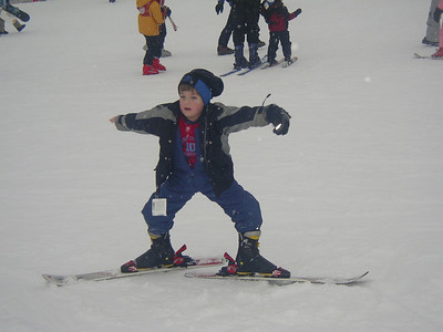 Nice moves, Miles! Wish I could ski like that.