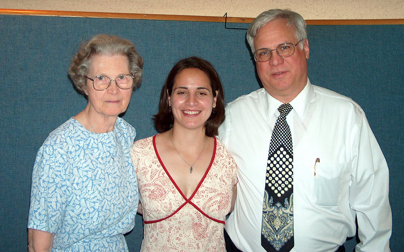Grandma, New Doc and Old Doc