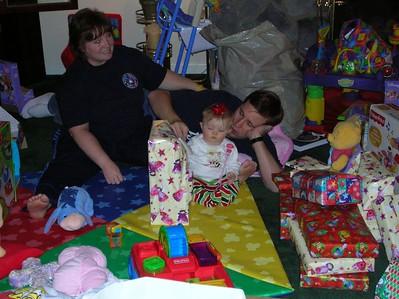 Samantha's First Christmas