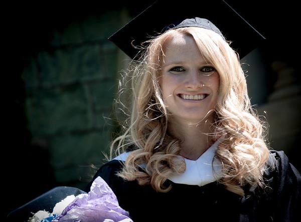 Samantha's Penn Graduation