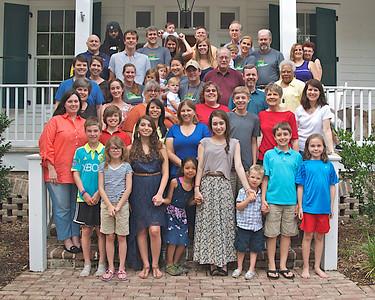 Samford Reunion 2013