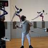 Fencing full equipment