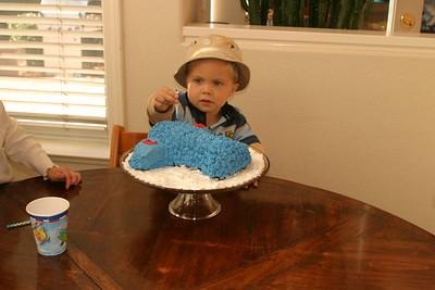 Sam's 3rd Birthday Party