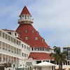 The Hotel del Coronado is a fixture of San Diego.  It was built in 1888.  One of the last remaining resorts built using the stick style.  Most of the other resorts built in a similar way have burnt down to the ground over the years.