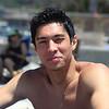 Scott in the San Diego sun.