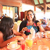 Brunch at the Hotel Del Coronado.