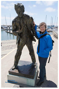 Hanging out with Jack London