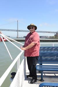 Heading Out to Alcatraz