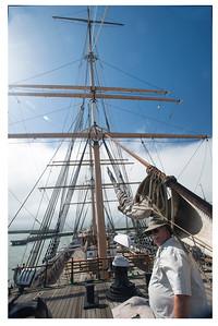 Balclutha Sailing Ship