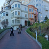 Then we walked to Lombard Street