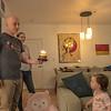 Celebrating Birthdays...150 years (grandma, grandpa and Fiona!)