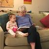 Grandma doing her favorite thing!