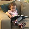 A real bookworm