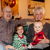 Grandpa, Grandma, Fiona (3-1/2) and Brendan (7 mos)