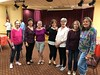 Our better halves Sara, Holli, Cathy, Carol, Linda, Chris, Cheryl