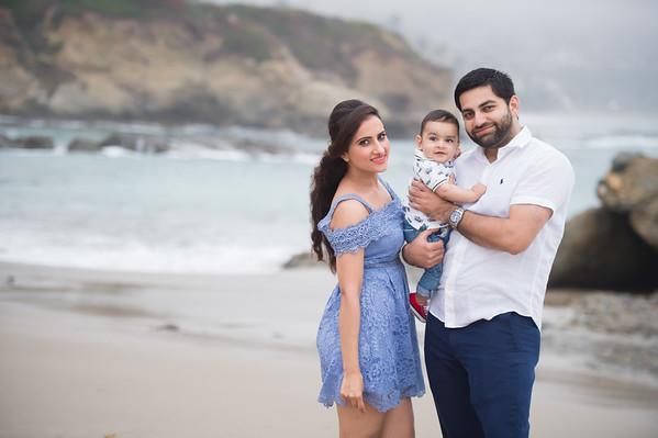 Sandeep Family 6/19/17