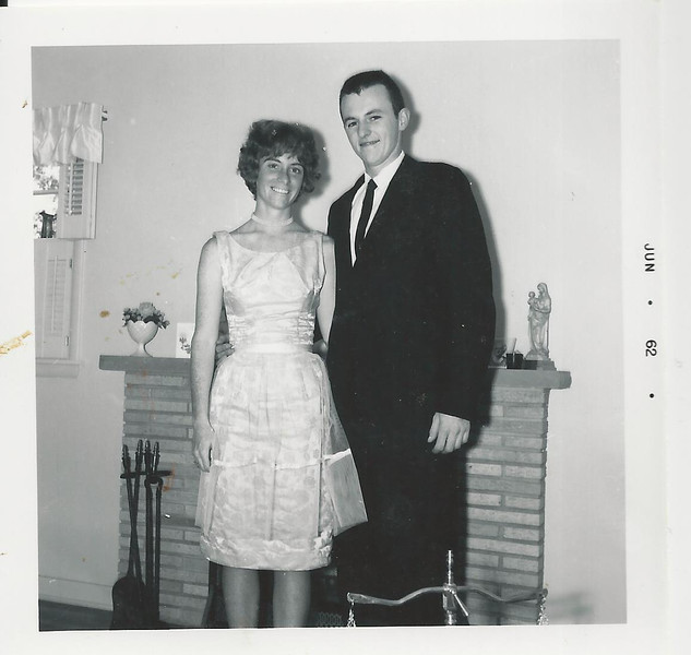 sandy and george 1 june 1962