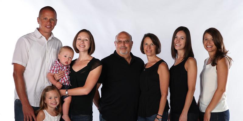 Sandy Noe Family