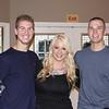 Justin, Kristin, and Kasey