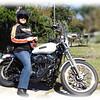 """Sandy, the """"Biker"""""""