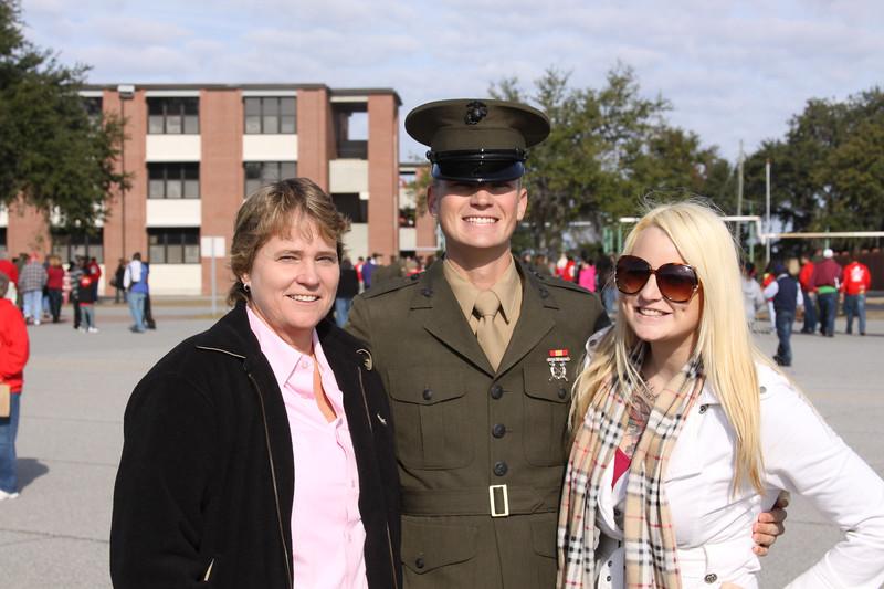 Sandy, Kasey, and Kristin