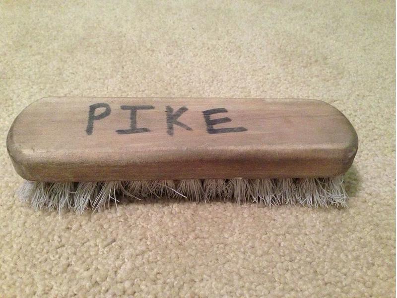 Boot Camp Scrub Brush