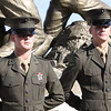 Two Proud Marines