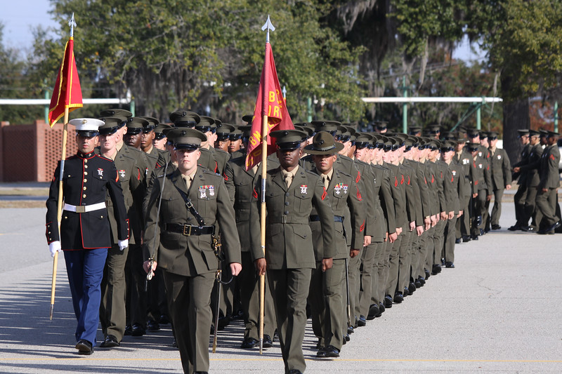 Graduating Platoon