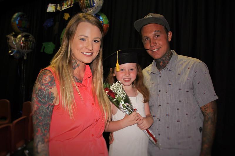 Kristin, Josie, and Charlie