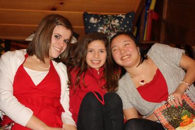 Jenna, Maryssa & Deanna