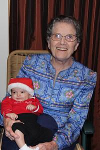Grandma Sano & Jack 2011