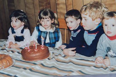 Marisa's 6th Birthday