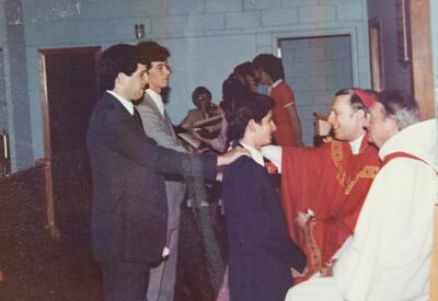 Paul's Confirmation 1983