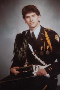 Paul - CBA Graduation