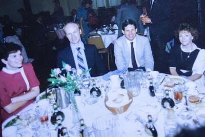 Laurie Germain's wedding