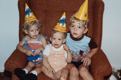 Adam's 1st Birthday
