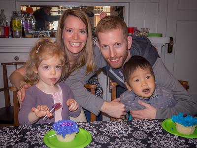 2015 Chris, Molly, Mila & Bennett