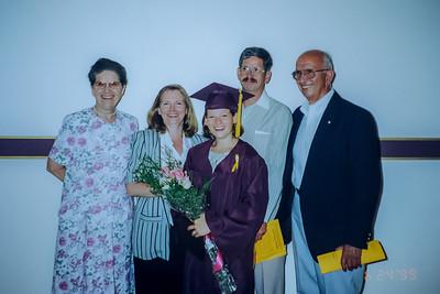 1999 Marisa's High School Graduation