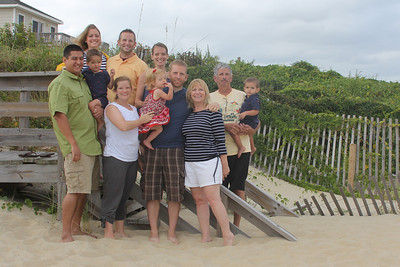2013 Family Vacation - Outer Banks, NC