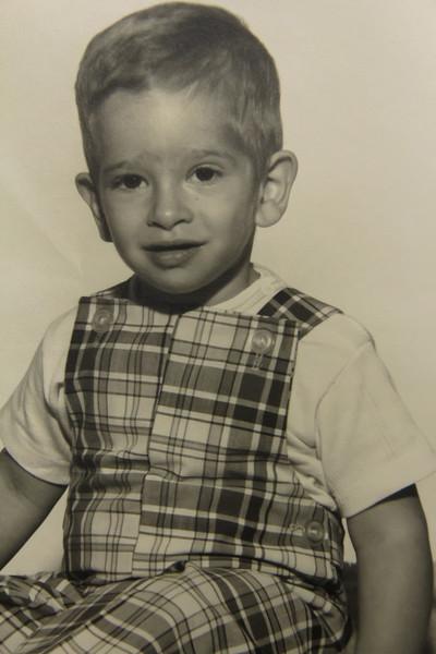 Paul 15 Months Old - June 1967