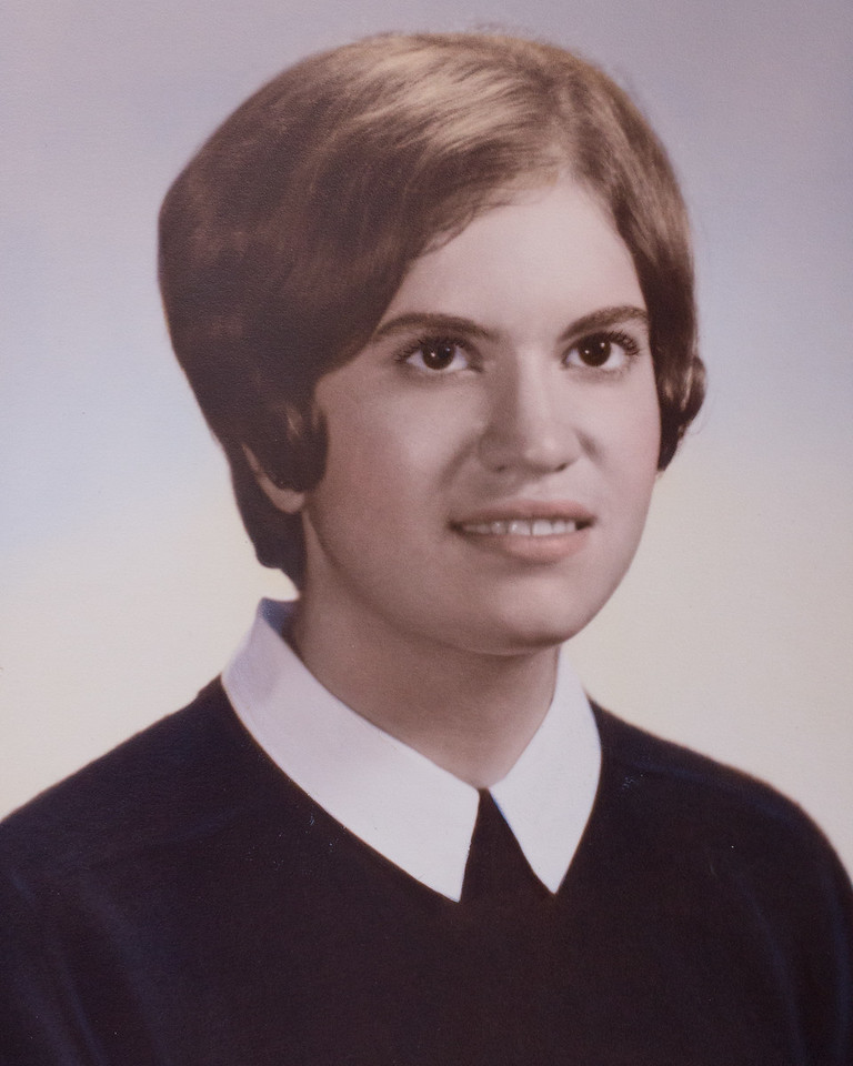 Rosanne - Mercy High School Graduation