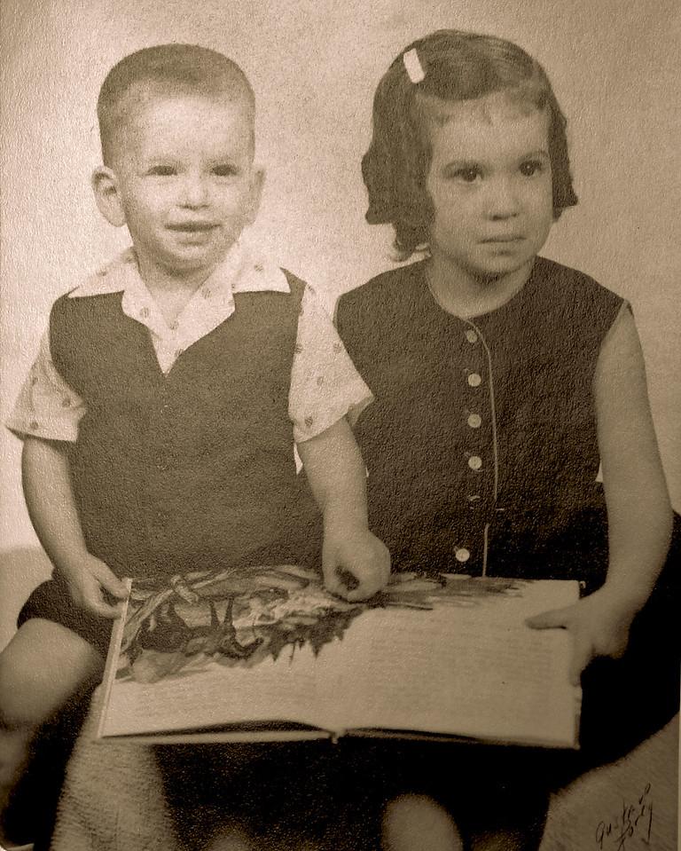 Bob 2  Rosanne  3 1/2    Nov 1956