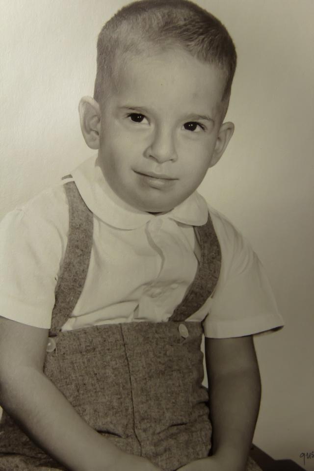 Bill 2 Years Old - Nov. 1960
