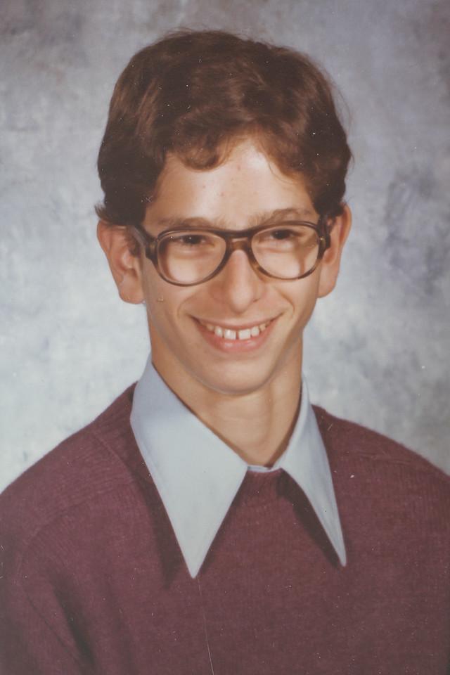 Paul - 8th Grade  1979