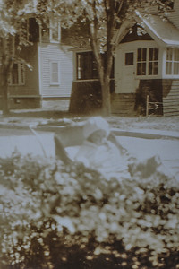 Ben Sano 1 Year Old   1931   McDonald Rd