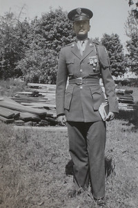 Ben 1946  at 20 Fordham Court,  Albany, NY