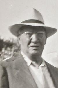 Beni Sano, Father of Angelo Sano 1948