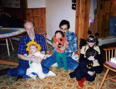 John, Jenna, Pete, Dianna, Nicole & Ben