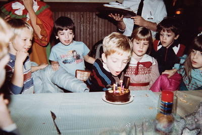 Christopher's 6th Birthday